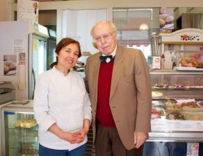 Luca Caviezel e Silvana Ballistreri